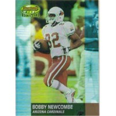 2001 B Best Bobby Newcombe RC