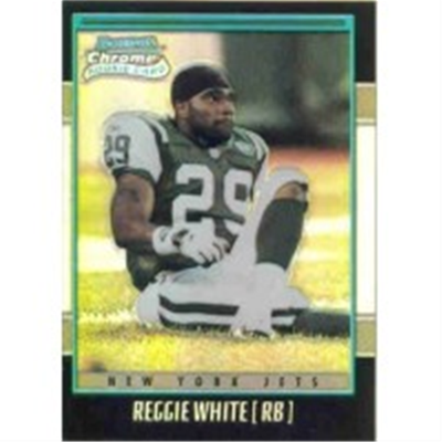 2001 B Chrome Reggie White RC