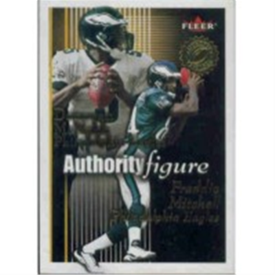 2001 Authority McNabb/Mitchell