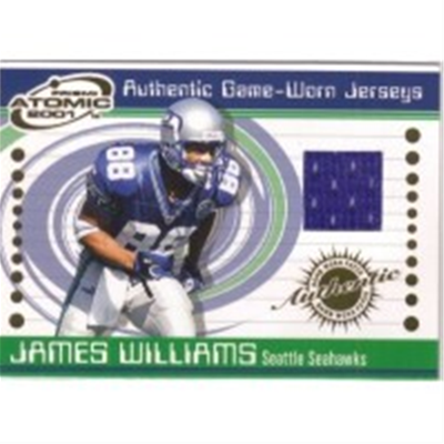 2001 Atomic James Williams GU