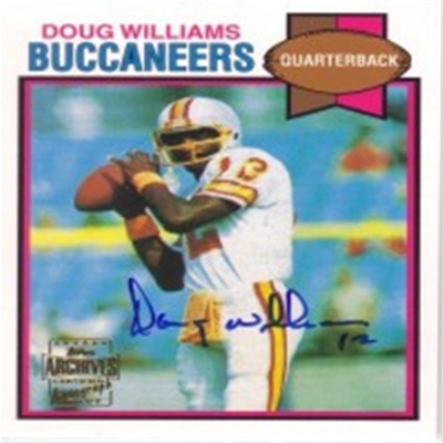 2001 Archives Doug Williams AU