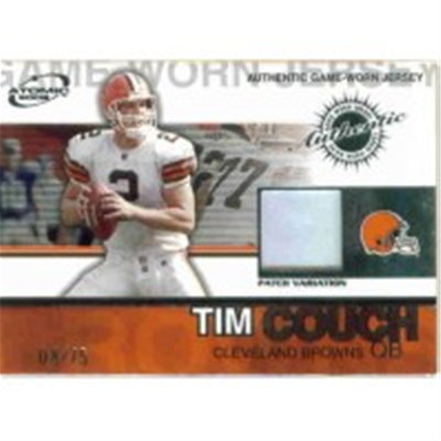 2002 Atomic Tim Couch GU