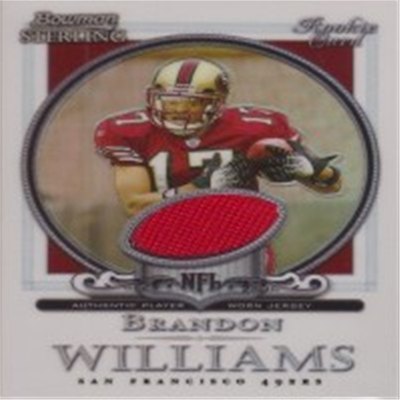 2006 B Sterling B Williams JC