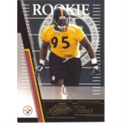 2007 Absolute Ryan McBean RC