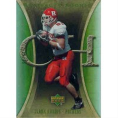 2007 Artifacts Clark Harris GP