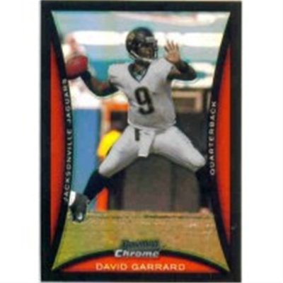 2008 B Chrome David Garrard RP