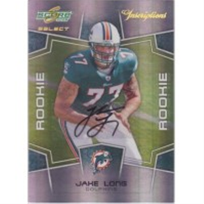 2008 Select Jake Long AU