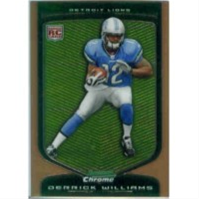 2009 B Chrome Derrick Williams