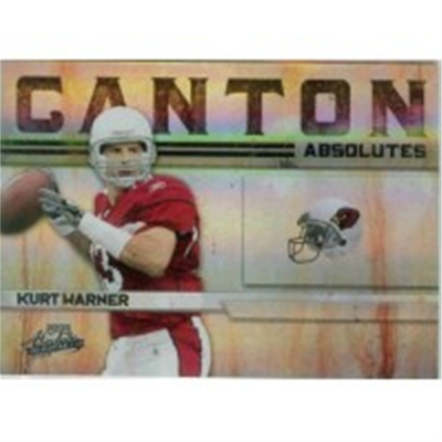 2009 Absolute Kurt Warner CA