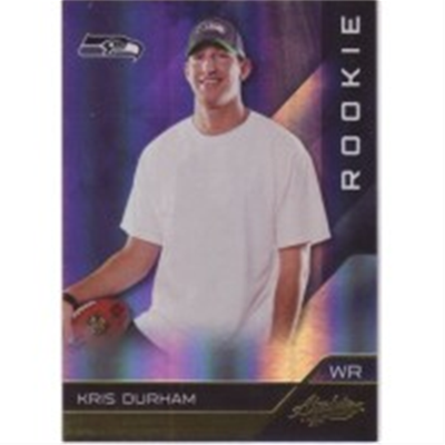 2011 Absolute Kris Durham RC