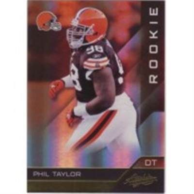 2011 Absolute Phil Taylor RC
