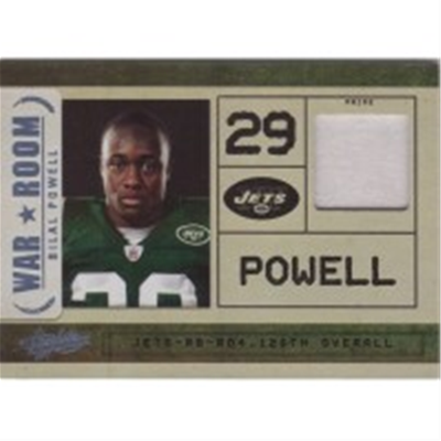 2011 Absolute Bilal Powell JC