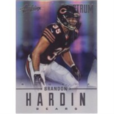 2012 Absolute Brandon Hardin