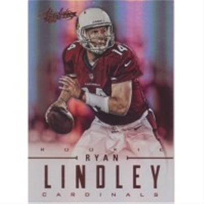 2012 Absolute Ryan Lindley RC