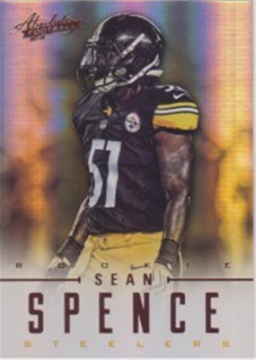 2012 Absolute Sean Spence RC