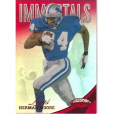 2012 Certified Herman Moore MR