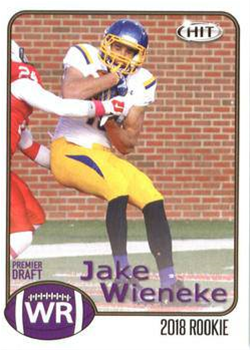 2018 Hit Jake Wieneke RC