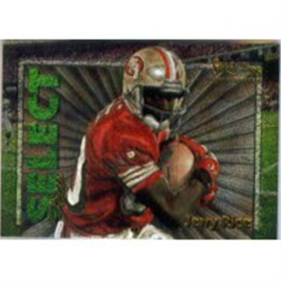 1995 Certified Jerry Rice SF