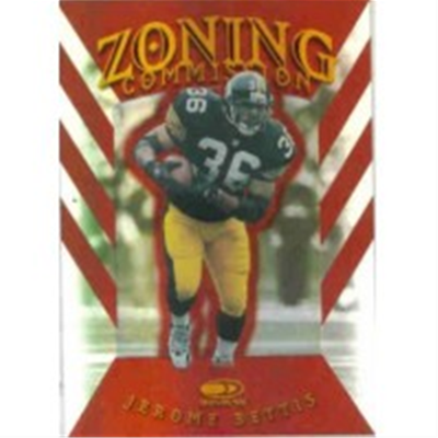 1997 Donruss Jerome Bettis ZC