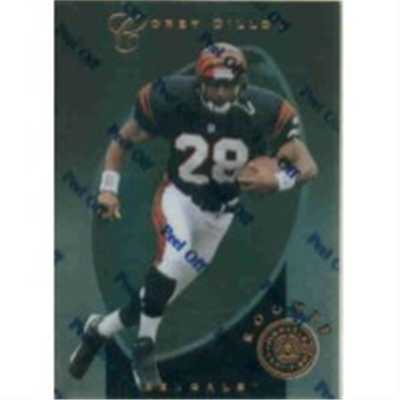 1997 Certified Corey Dillon RC