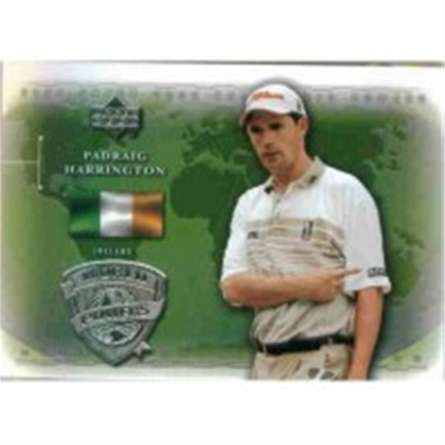 2004 Upper Deck P Harrington