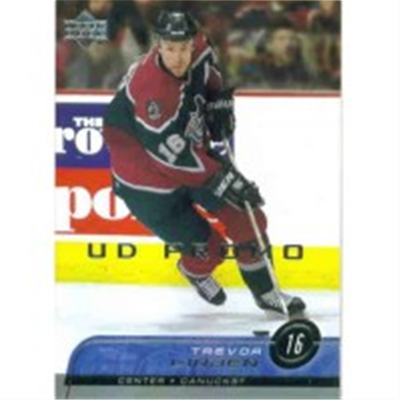2002/3 Upper Deck T Linden