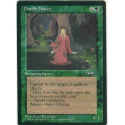 MTG DEADLY INSECT (GARDEN)