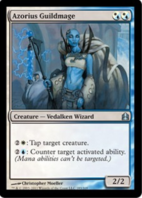MTG AZORIUS GUILDMAGE