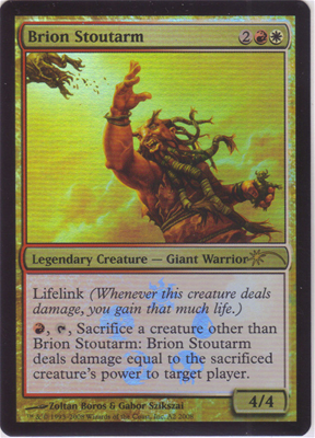 MTG BRION STOUTARM (FOIL)