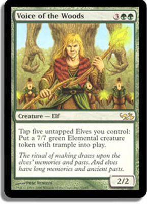 MTG VOICE OF THE WOODS