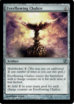 MTG EVERFLOWING CHALICE