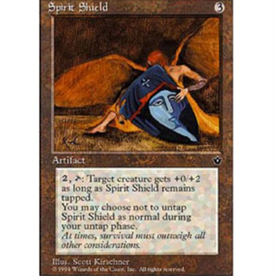 MTG SPIRIT SHIELD