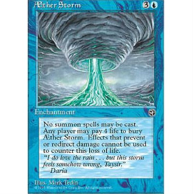 MTG AETHER STORM
