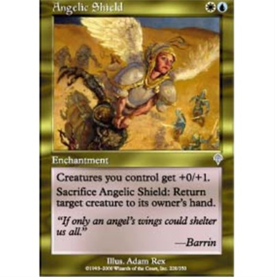 MTG ANGELIC SHIELD