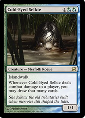 MTG COLD-EYED SELKIE