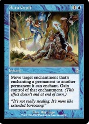 MTG AURA GRAFT