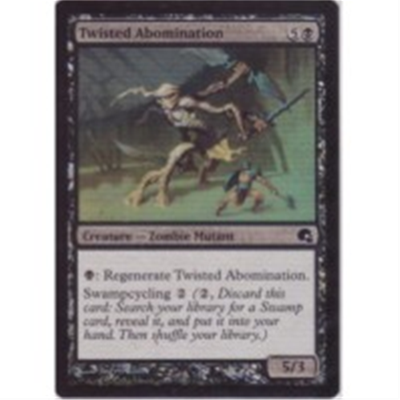 MTG TWISTED ABOMINATION (FOIL)