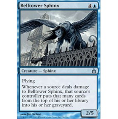 MTG BELLTOWER SPHINX