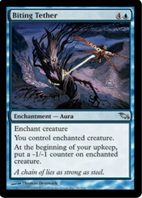 MTG BITING TETHER