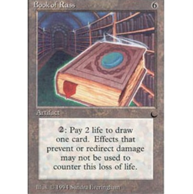 MTG BOOK OF RASS
