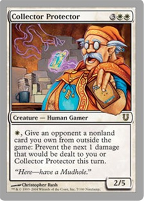 MTG COLLECTOR PROTECTOR