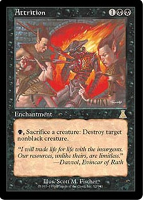 MTG ATTRITION