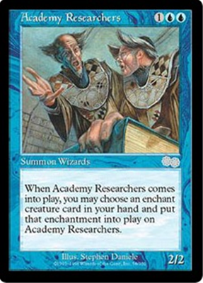 MTG ACADEMY RESEARCHERS