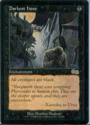 MTG DARKEST HOUR