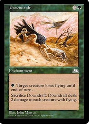 MTG DOWNDRAFT
