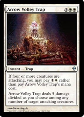 MTG ARROW VOLLEY TRAP