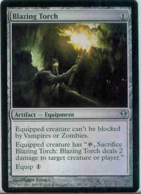 MTG BLAZING TORCH