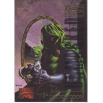 1995 Masterpieces Doctor Doom
