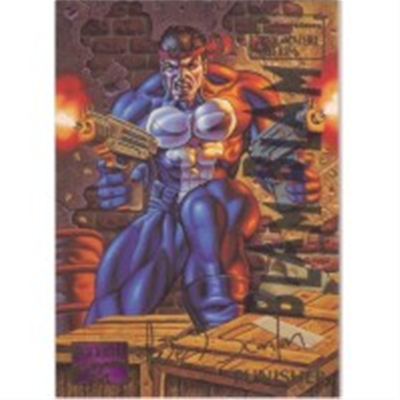 1995 Masterpieces Punisher ESS