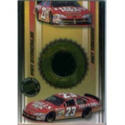 2002 Press Pass Hut Stricklin